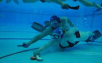 UNDERWATER HOCKEY QUEENSLAND
